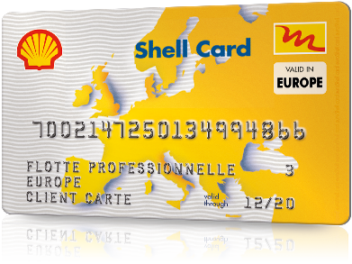 euroShell Card Multi International